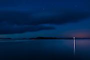 Nightfall - Isle of Jura, Scotland