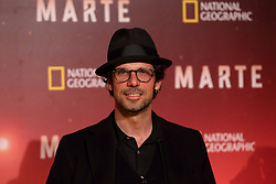 November 8, 2016 - Roma, RM, Italy - Italian actor Francesco Montanari during Red Carpet of the premier of Mars, the largest production ever made by National Geographic  (Credit Image: © Matteo Nardone/Pacific Press via ZUMA Wire)