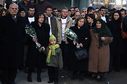 All family member of two martyr's of february 10th 2007