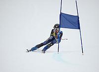 Francis Piche Invitational U14 Men giant slalom on Cannonball Saturday, March 14, 2015.  Karen Bobotas Photographer