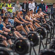 8 - Womens 1K  @ NZ Indoor 2018