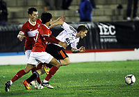 Fotball,1. februar 2012 , Copa del Sol<br /> Rosenborg - Spartak Moskva<br /> Borek Dockal , RBK<br /> <br /> , Spartak Moscow