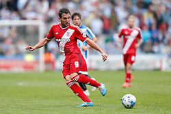 Kike of Middlesbrough in action - Photo mandatory by-line: Rogan Thomson/JMP - 07966 386802 - 13/09/2014 - SPORT - FOOTBALL - Huddersfield, England - The John Smith's Stadium - Huddersfield town v Middlesbrough - Sky Bet Championship.