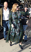 Nov. 25, 2015 - New York City, NY, USA - <br /> <br /> Singer Adele arrives at a downtown hotel in New York City  <br /> ©Exclusivepix Media