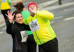 Blaz Ursic at 10km Run at Volkswagen 22nd Ljubljana Marathon 2017, on October 29, 2017 in Ljubljana, Slovenia. Photo by Vid Ponikvar / Sportida