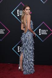 2018 People's Choice Awards. 11 Nov 2018 Pictured: Jackie Aina. Photo credit: Jaxon / MEGA TheMegaAgency.com +1 888 505 6342
