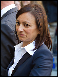 Former personal assistant to Rebekah Brooks, Cheryl Carter arrives at Westminster Magistrates Court, Wednesday June 13, 2012.Photo by Andrew Parsons/i-Images..All Rights Reserved ©Andrew Parsons/i-Images .See Special Instructions