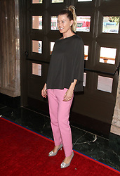 Joe Morton 'Turn Me Loose' opening at the Wallis at he Wallis Annenberg Center for the Performing Arts in Beverly Hills, California on 10/15/17. 15 Oct 2017 Pictured: Ellen Pompeo. Photo credit: River / MEGA TheMegaAgency.com +1 888 505 6342