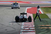 October 30-November 2 : United States Grand Prix 2014, Adrian Sutil (GER), Sauber-Ferrari
