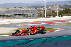 February 19, 2019 - Barcelona, Spain - Charles Leclerc during F1 test celebrated at Circuit of Barcelona 19th February 2019 in Barcelona, Spain. (Credit Image: © Urbanandsport/NurPhoto via ZUMA Press)