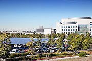 Solar Panels On Industrial Location