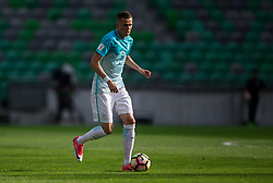 Josip Ilicic of Slovenia during football match between National teams of Slovenia and Malta in Round #6 of FIFA World Cup Russia 2018 qualifications in Group F, on June 10, 2017 in SRC Stozice, Ljubljana, Slovenia. Photo by Vid Ponikvar / Sportida