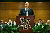 Athletic Director Announcement Ceremony 04/06/16
