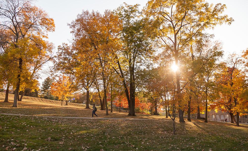 University of Wisconsin-Madison campus. (Photo © Andy Manis)