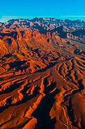 USA-Texas-Big Bend-Aerial Views
