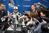 20190529 - NBA Finals - Media Day