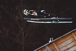 04.03.2021, Oberstdorf, GER, FIS Weltmeisterschaften Ski Nordisch, Oberstdorf 2021, Herren, Skisprung HS137, Qualifikation, im Bild Anze Lanisek (SLO) // Anze Lanisek of Slovenia during qualification for the ski jumping HS137 competition of FIS Nordic Ski World Championships 2021 in Oberstdorf, Germany on 2021/03/04. EXPA Pictures © 2021, PhotoCredit: EXPA/ JFK