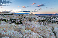 """Highway 12 lookout point between Escalante and Boulder, """"Million Dollar HIghway"""" built by CCC, Grand Staircase-Escalante National Monument, Utah"""