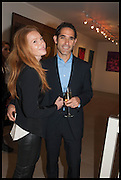 TARA LOEWENSTEIN; LEE LOEWENSTEIN, Miguel Kohler; Works from the 70s and 80s.   Gallery Elena  Shchukina, Lees Place. London. 10 April 2014.