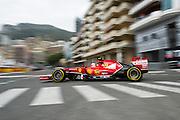May 22, 2014: Monaco Grand Prix: Kimi Raikkonen (FIN), Ferrari