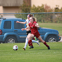 Women's Soccer: University of Wisconsin-Stevens Point Pointers vs. Coe College Kohawks