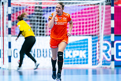 Lois Abbingh of Netherlands during the Women's EHF Euro 2020 match between Netherlands and Germany at Sydbank Arena on december 14, 2020 in Kolding, Denmark (Photo by RHF Agency/Ronald Hoogendoorn)
