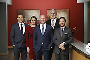 SHOT 1/8/19 12:24:05 PM - Bachus & Schanker LLC lawyers James Olsen, Maaren Johnson, J. Kyle Bachus, Darin Schanker and Andrew Quisenberry in their downtown Denver, Co. offices. The law firm specializes in car accidents, personal injury cases, consumer rights, class action suits and much more. (Photo by Marc Piscotty / © 2018)
