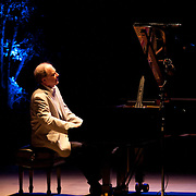 """Marc-André Hamelin performs Charles Ives' Piano Sonata No. 2, """"Concord"""" at the 66th Ojai Music Festival on June 7, 2012 in Ojai, California."""