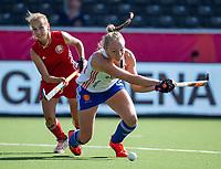 ANTWERP - BELFIUS EUROHOCKEY Championship.  women  England v Belarus (4-3) . Isabelle Petter (Eng)  .  WSP/ KOEN SUYK