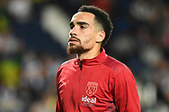 West Bromwich Albion defender Kean Bryan during the EFL Sky Bet Championship match between West Bromwich Albion and Queens Park Rangers at The Hawthorns, West Bromwich, England on 24 September 2021.