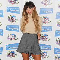 Foxes, Girlguiding Big Gig, SSE Wembley Arena, London UK, 11 October 2015, Photo by Brett D. Cove