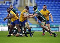Rugby Union - 2019 / 2020 Gallagher Premiership - London Irish vs. Bath<br /> <br /> Josh Bayliss of Bath, at Madejski Stadium.<br /> <br /> COLORSPORT/ANDREW COWIE