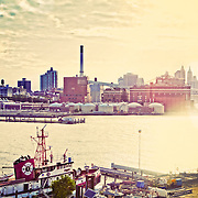 Brooklyn Navy Yard photo shoot