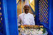 "Cabo Verde typical dish, ""Beef de Atun""."