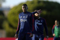 Mateo Cassierra Ajax during a training session of Ajax Amsterdam at the Cascada Resort on January 08, 2018 in Lagos, Portugal
