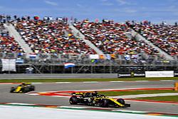 October 21, 2018 - Austin, United States - Motorsports: FIA Formula One World Championship; 2018; Grand Prix; United States, FORMULA 1 PIRELLI 2018 UNITED S GRAND PRIX , Circuit of The Americas#27 Nico Hülkenberg (Renault Sport F1 Team) (Credit Image: © Hoch Zwei via ZUMA Wire)