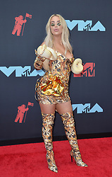 August 26, 2019, New York, New York, United States: Tana Mongeau arriving at the 2019 MTV Video Music Awards at the Prudential Center on August 26, 2019 in Newark, New Jersey  (Credit Image: © Kristin Callahan/Ace Pictures via ZUMA Press)