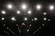 Interim Liberal Leader Bob Rae delivers a speech during the closing of the Liberal Biennal Convention in Ottawa on Sunday, January 15, 2012. THE CANADIAN PRESS/Sean Kilpatrick