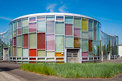 Center for Photonics and Optical Technologies, Photonics Center, part of Humboldt University,at the Science and Technology Park in Adlershof Berlin, Germany