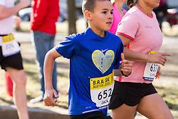 Boston Marathon: BAA 5K road race, young runner Jack