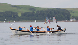 Largs Regatta Week 2015, hosted by Largs Sailing Club and Fairlie Yacht Club<br /> <br /> Firth of Clyde Community Rowing Club ( FOCCRC )regatta , Anstruther<br /> <br /> <br /> Credit Marc Turner