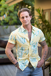 EXCLUSIVE: Michael Douglas's son Cameron who struggled with Drug addition and Served seven years in Jail, has now turned his life around and has settled down with Partner Vivian Thibes and had a a bay girl Lua Izzy. 08 Feb 2018 Pictured: Cameron Douglas. Photo credit: MEGA TheMegaAgency.com +1 888 505 6342