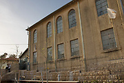 Yeshurun Synagogue, Gedera, Israel Constructed in 1912