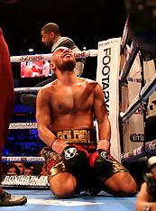 Copper Box London Boxing - 10 Dec 2017