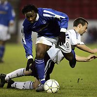 St Johnstone FC January 2006