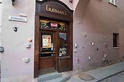 View of Vilnius/Gurman's on Pilies Gatve, Spring 2011