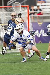 31 May 2010: Duke Blue Devils midfielder Steve Schoeffel (20) in a 5-6 win over the Notre Dame Fighting Irish for the NCAA Lacrosse Championship at M&T Bank Stadium in Baltimore, MD.