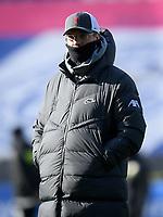 Football - 2020 / 2021 Premier League - Leicester City vs Liverpool - King Power Stadium<br /> <br /> Liverpool manager Jurgen Klopp during the pre-match warm-up.<br /> <br /> COLORSPORT/ASHLEY WESTERN
