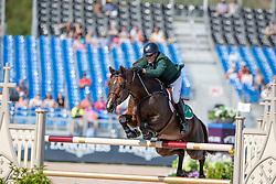 O'Shea Paul, IRL, Skara Glen's Machu Picchu<br /> World Equestrian Games - Tryon 2018<br /> © Hippo Foto - Dirk Caremans<br /> 21/09/2018