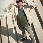 Rui Reininho fotografado por Paulo Alexandrino em Leça da Palmeira em 6.8.2012 para Revista Playboy Portugal